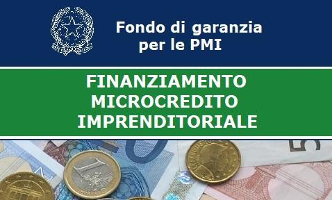 Finanziamento Microcredito Imprenditoriale