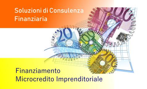 Consulenza Finanziamenti Microcredito Imprenditoriale